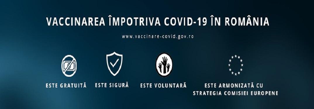 VCCINAREA ÎMPOTRIVA COVID-19
